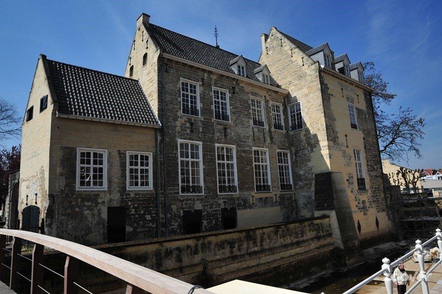 Kasteel Den halder Valkenburg aan de Geul