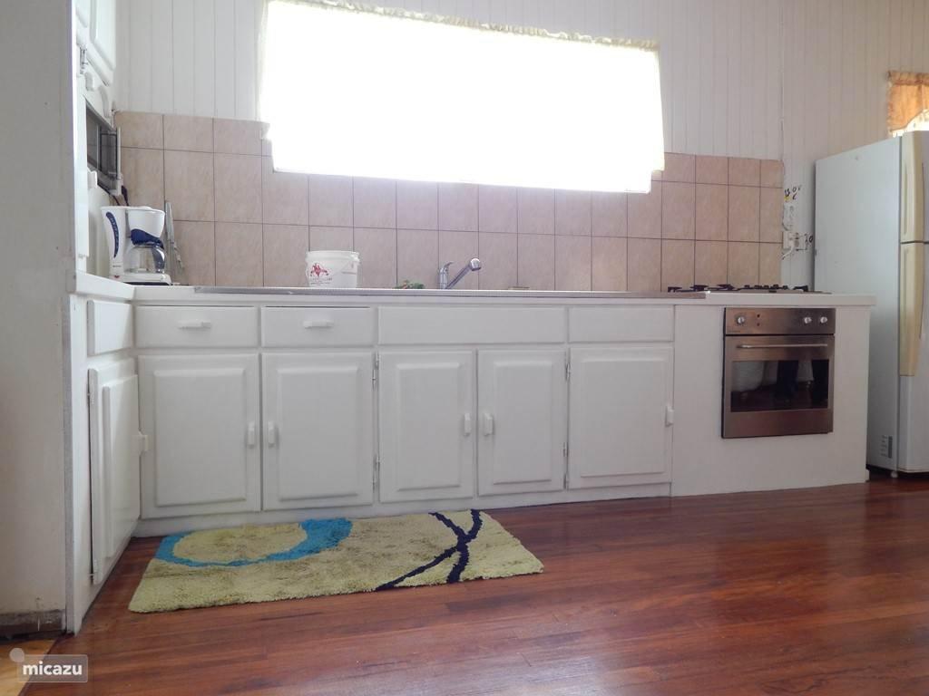 bovenwoning open keuken