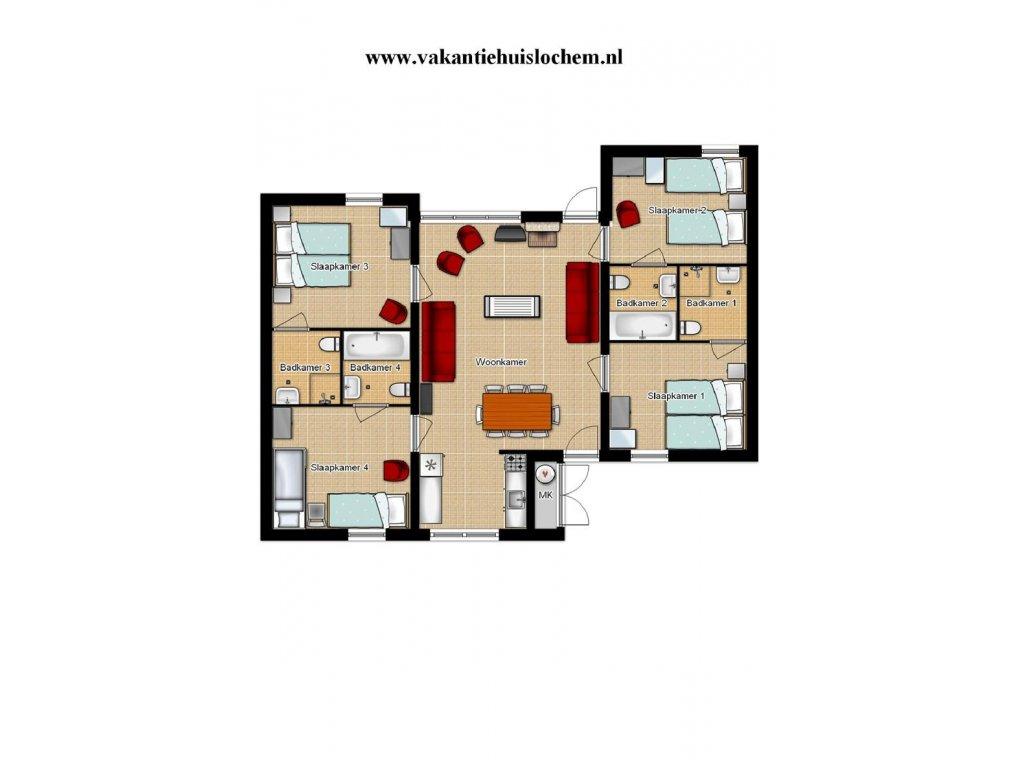 Vakantiehuis Vakantiehuis Lochem - Lochem, Achterhoek - Gelderland ...